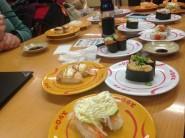 sushi belt!