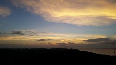 iki's beautiful sunsets!