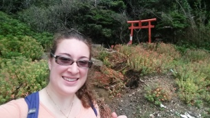 hidden shrine on Tatsunoshima island! (dragon island)