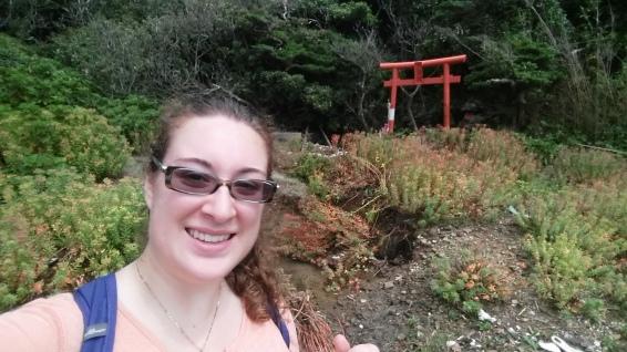 hidden shrine on Tatsunoshima island! (dragon island)