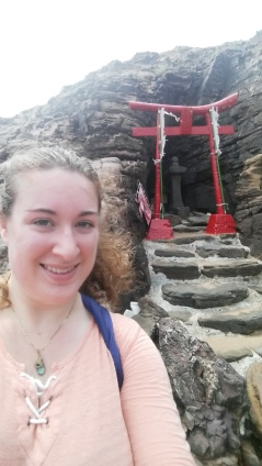 another secret hidden shrine on Dragon island!