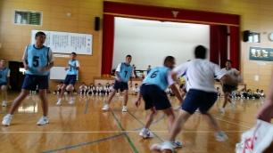 Class match! Go team go!!