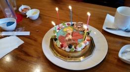 OMG it's a fullmetal cake!!! and cheesecake too!