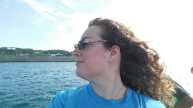 Ahh the sea breeze in my hair! There's no place like home!