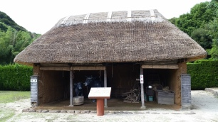 They finished renovating the cow shed!!!