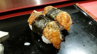 OMG, Unagi!!! The BEST!